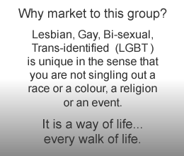 Why market to the LGBT group?